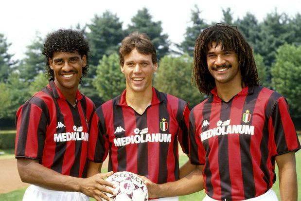 O Milan de Arrigo Sacchi: 1987-1990