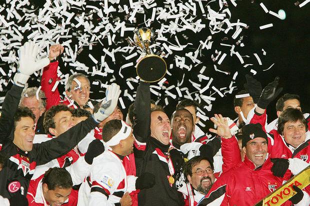 São Paulo 1 x 0 Liverpool: o gigante Mineiro e o título mundial