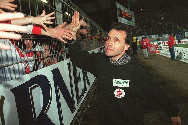 Wolfgang Frank, o mentor de Klopp que ajudou a revolucionar o futebol alemão
