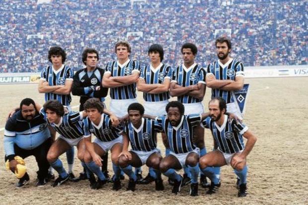 Hamburgo 1 x 2 Grêmio: quando Renato levou o Tricolor ao topo do mundo