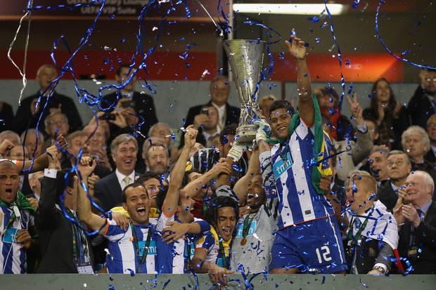 Liga Europa 10/11: O poderoso FC Porto de Villas-Boas