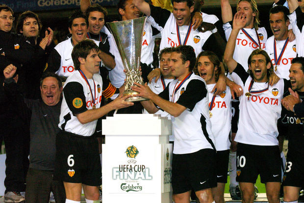 Valencia 1998-2004: As longas asas do morcego