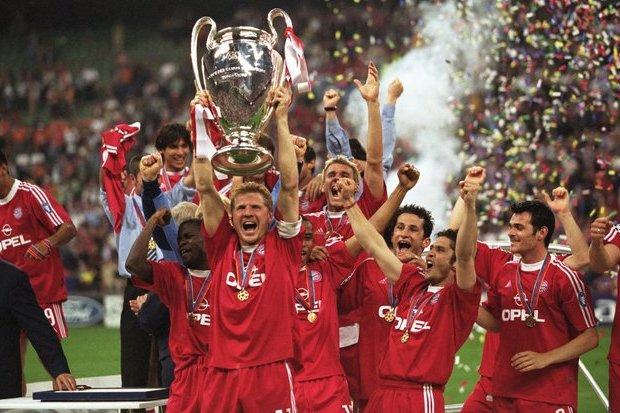 Champions 00/01: Um Bayern campeão, 25 anos depois