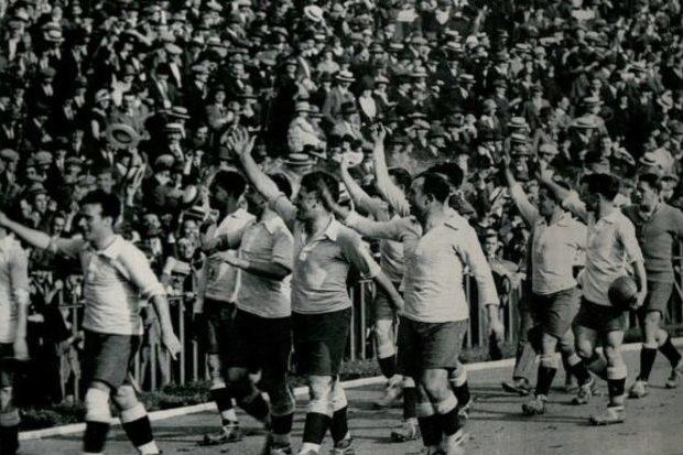 A Celeste Olímpica: 1920-1930
