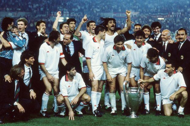 Champions 89/90: O grande Milan holandês e campeão