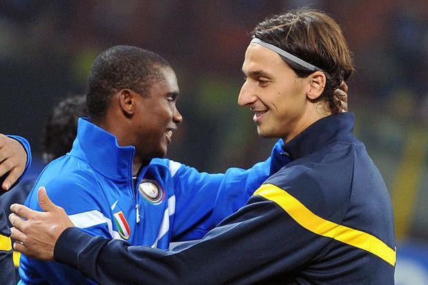Eto'o por Ibra: Quando Guardiola ajudou Mourinho a conquistar o triplete