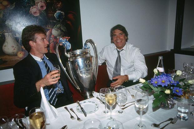Marseille, o campeão europeu ofuscado por um escândalo de propina