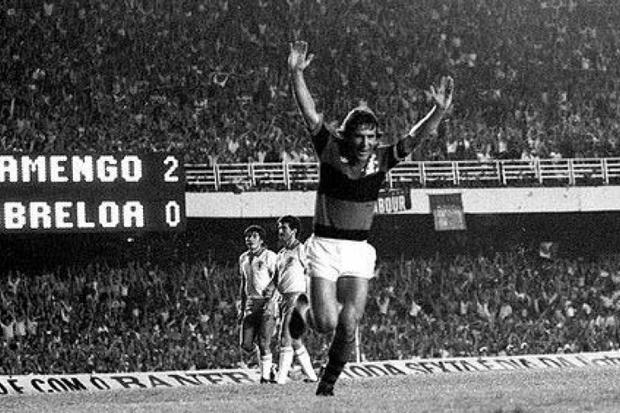 Flamengo 2 x 0 Cobreloa: O dia em que Zico levou o Fla ao topo da América