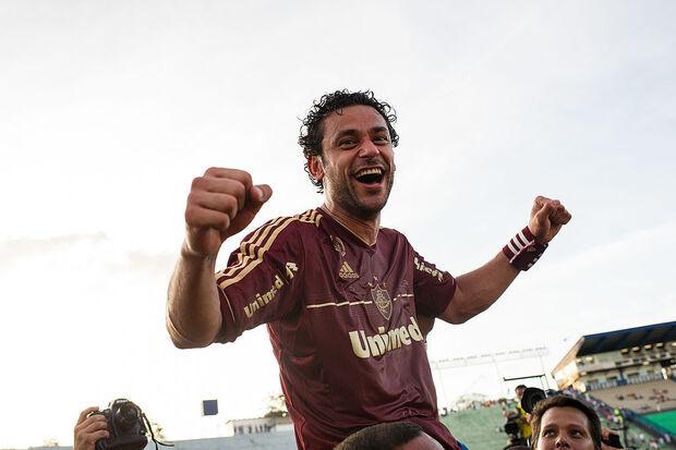 Palmeiras 2 x 3 Fluminense: Fred antecipa o título brasileiro tricolor