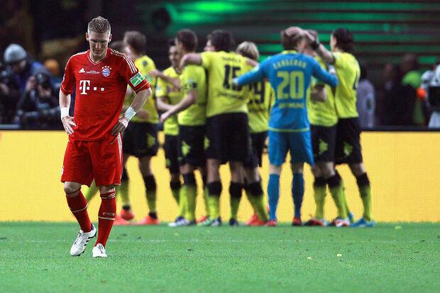 Dortmund 5x2 Bayern: A goleada que revolucionou o futebol alemão