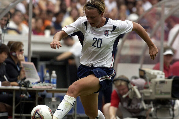 Abby Wambach: a grande artilheira dos EUA