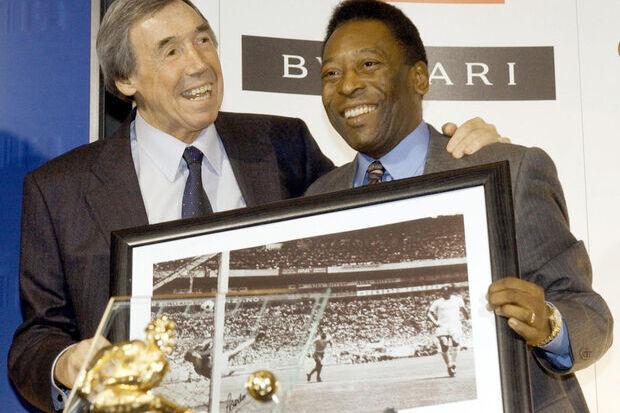 Quando Gordon Banks parou Pelé na defesa mais famosa de todos os tempos
