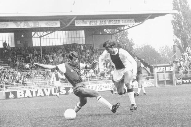 Quando o FC Porto esteve perto de garantir Johan Cruyff