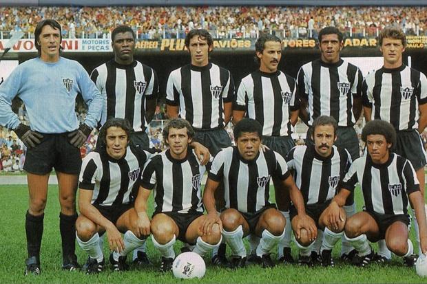 1971: O pioneiro Atlético Mineiro