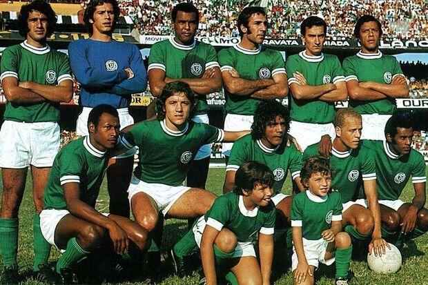 1973: Embalado por gols de Leivinha, Palmeiras conquista novamente o Brasil