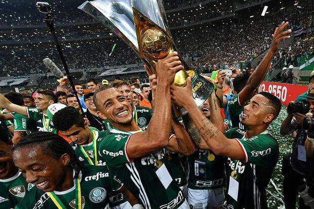 2016: O ano da tragédia, e do Palmeiras do menino Jesus