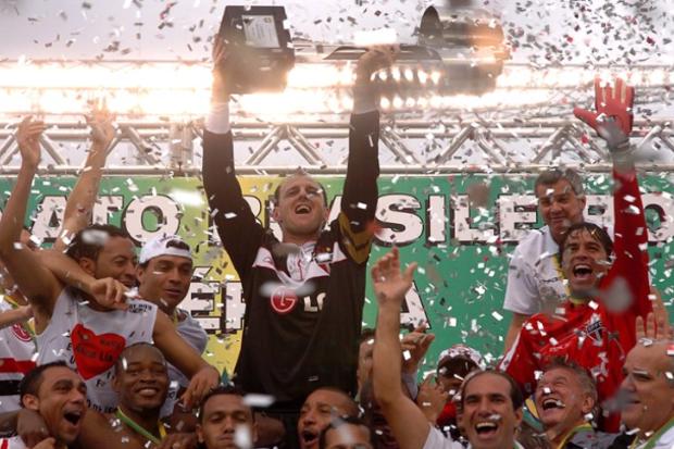 2006: São Paulo encerra jejum e inicia trilogia