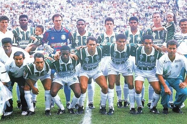1994: o Palmeiras invencível é campeão mais uma vez