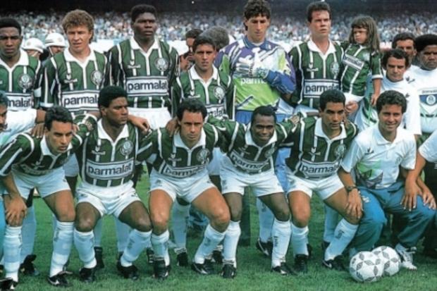 1993: o estelar Palmeiras acabou com o sonho baiano