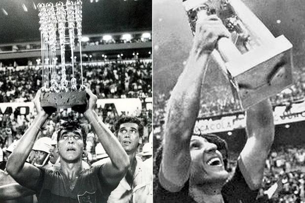 1987: A polêmica Copa União
