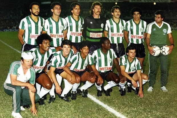 1985: o Coxa dominou o ano das zebras