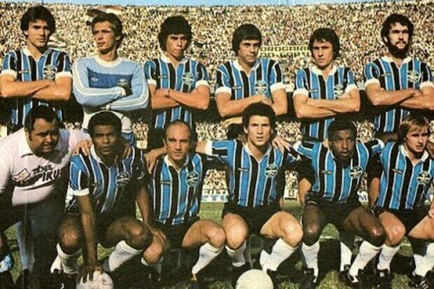 1981: Nasce o 'Esquadrão Imortal' e conquista o Brasil