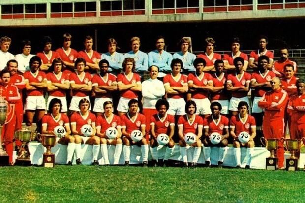 1976: Internacional se mantém no topo