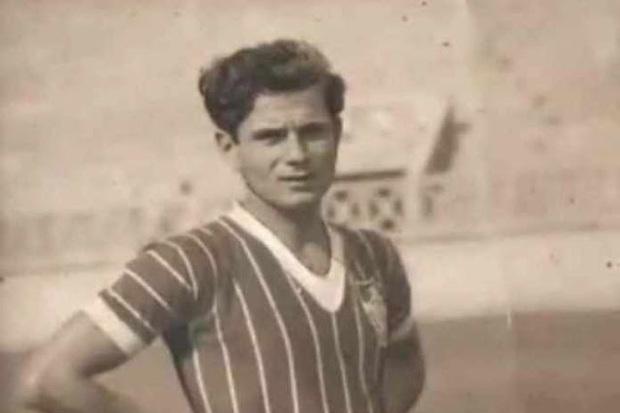 Preguinho, o autor do primeiro gol da seleção em Copas