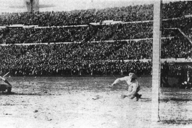 Uruguai 4 x 2 Argentina: a primeira final de Copa teve rivalidade e jogaço