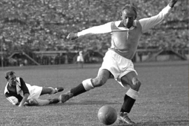 Matthias Sindelar, o 'Mozart do Futebol'