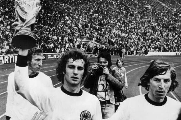 Holanda 1 x 2 Alemanha: a Laranja Mecânica parou no Muro de Munique