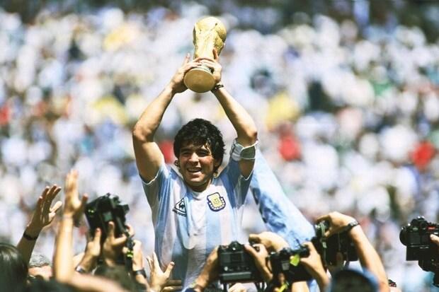 Argentina 3 x 2 Alemanha: Maradona e o protagonismo na conquista do Bi