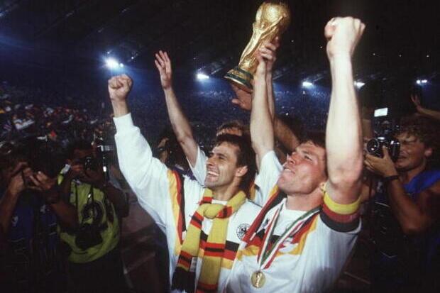 Alemanha 1 x 0 Argentina: o tri alemão com gosto de vingança
