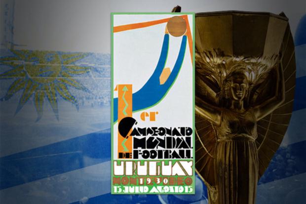 Copa do Mundo 1930: do olimpo para o topo do mundo