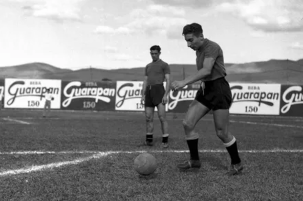 Alcides Ghiggia: o carrasco do Maracanazo