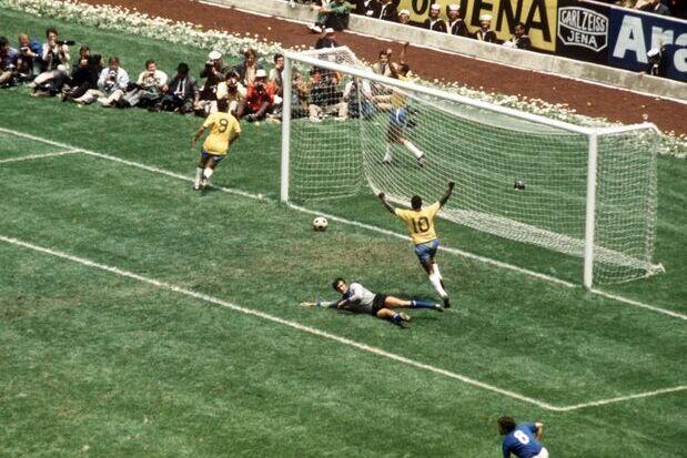 Copa do Mundo 1970: a arte domina o mundo