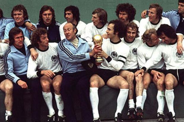 Copa do Mundo 1974: Muro de Berlim para a Laranja Mecânica