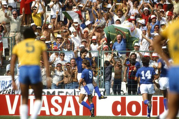 Copa do Mundo 82: o time dos sonhos caiu diante da Azzurra