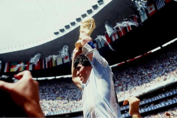 Copa do Mundo 1986: Quando o Diós subiu ao Olimpo