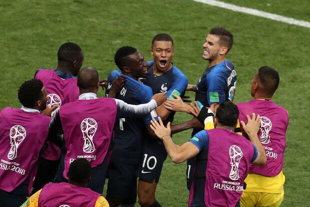 Copa 2018: Com Mbappé e companhia, jovem seleção francesa conquista o mundo