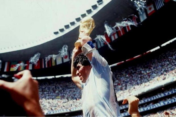 Diego Armando Maradona: El Pibe