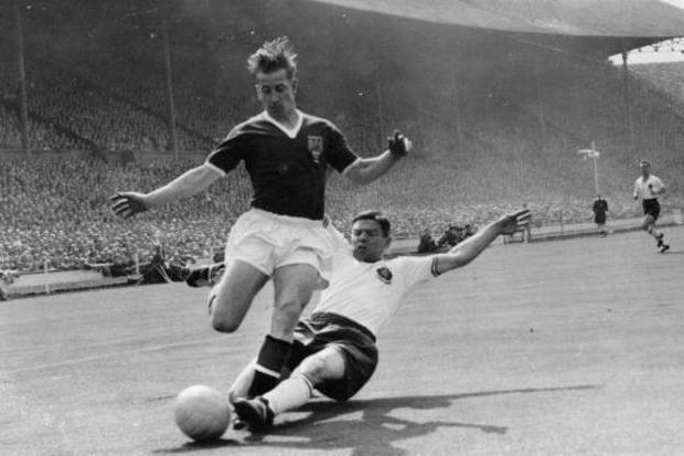 Sir Bobby Charlton: o cavaleiro britânico