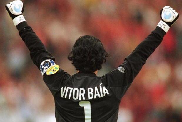 Vítor Baía: campeão dos campeões