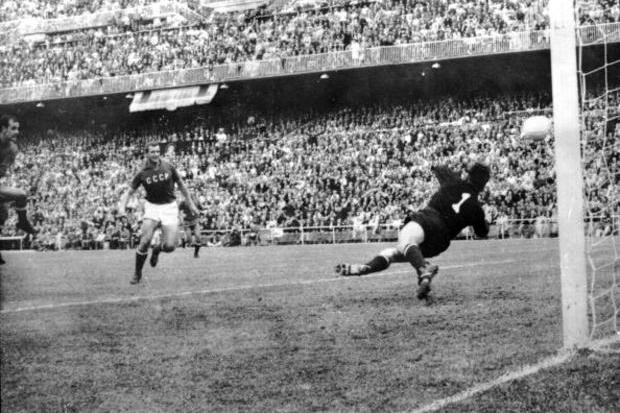 Euro 1964: «Y viva la España!»