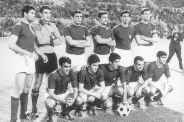 Euro 1968: A consagração da «Squadra Azzurra»