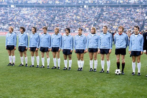 Euro 1972: a Alemanha toma-lhe o gosto