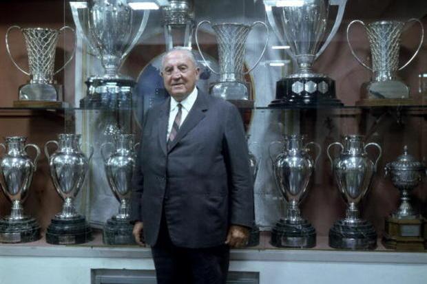 Santiago Bernabéu: Criador de um mito