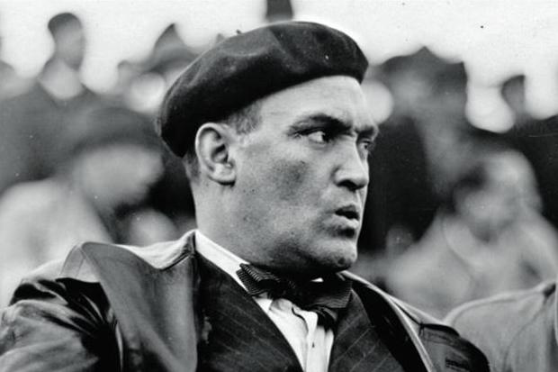 Cândido de Oliveira: O Mestre