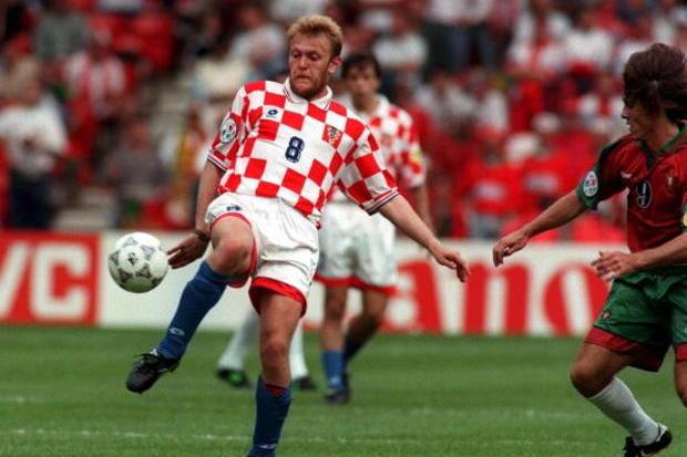 Robert Prosinecki: a Estrela Croata
