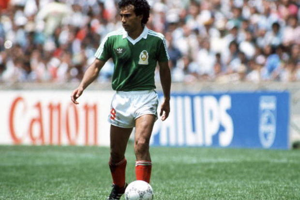 Hugo Sánchez: o Pentapichichi